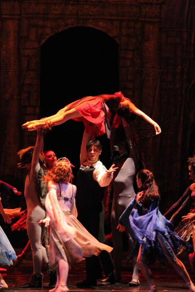 "Atlantic City Ballet's ""Dracula"""
