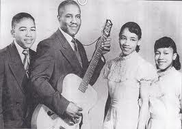 Staple Singers circa 1950