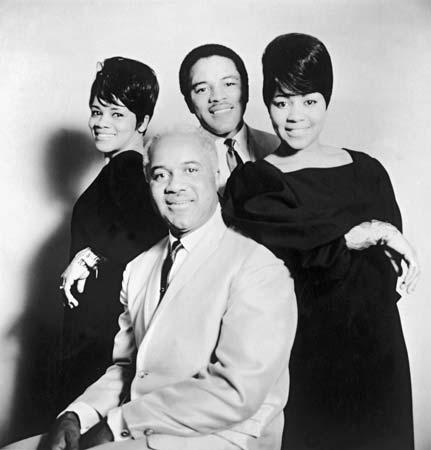 Staple Singers circa 1960's