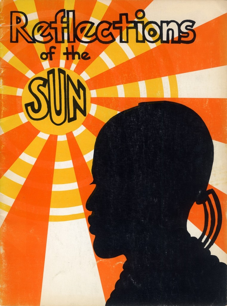 Afrikan Free School, Reflections of the Sun Coloring Book.