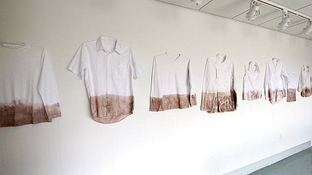 Thea Clark - The Quick and the Deep Installation (view 5)