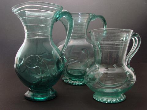 Lily Pad pitchers