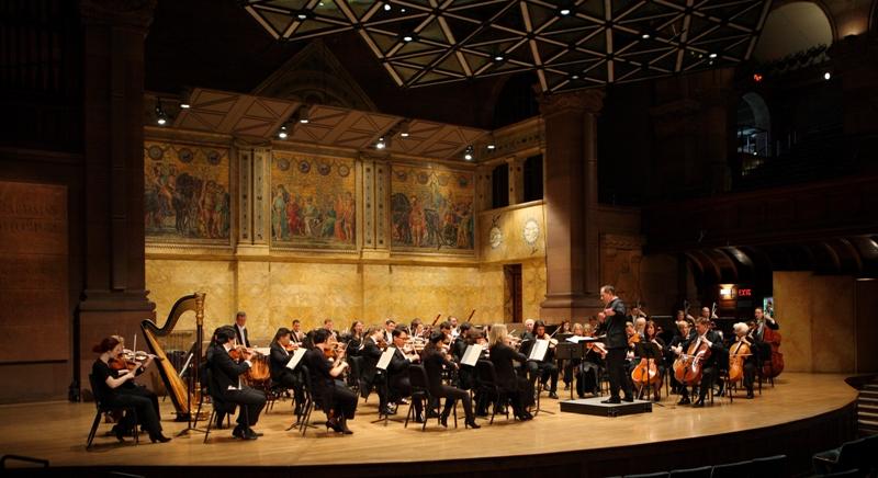 PHOTO 4 Princeton Symphony Orchestra Side Shot 2014 CREDIT T. Kevin Birch