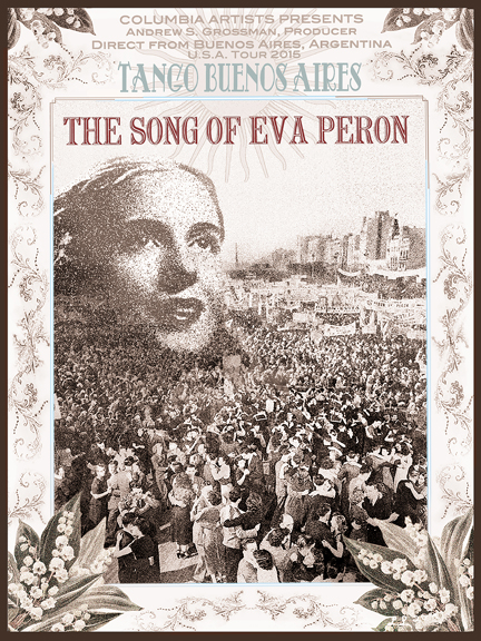 the song of eva peron poster mid hr