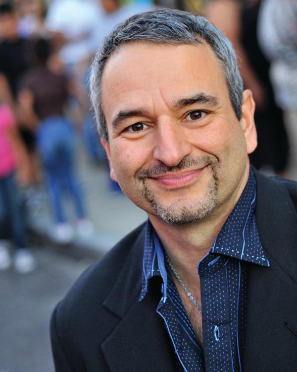 Playwright Joe DiPietro