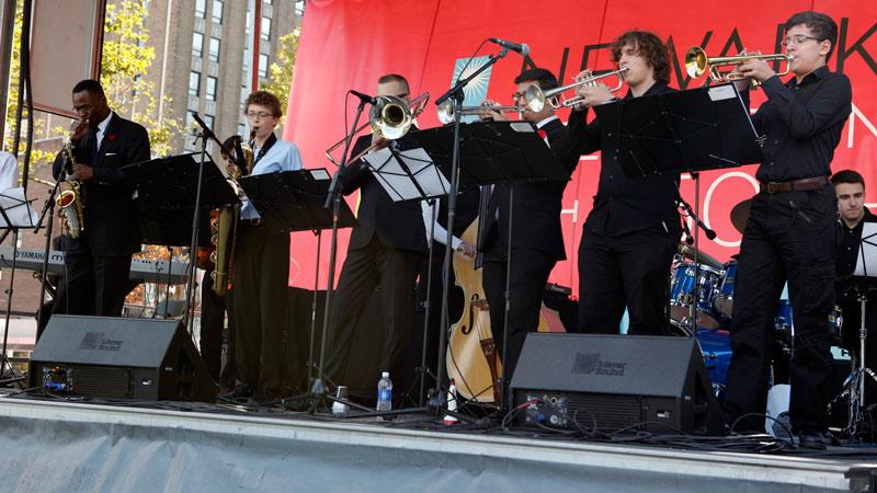 Wells Fargo - Jazz for Teens