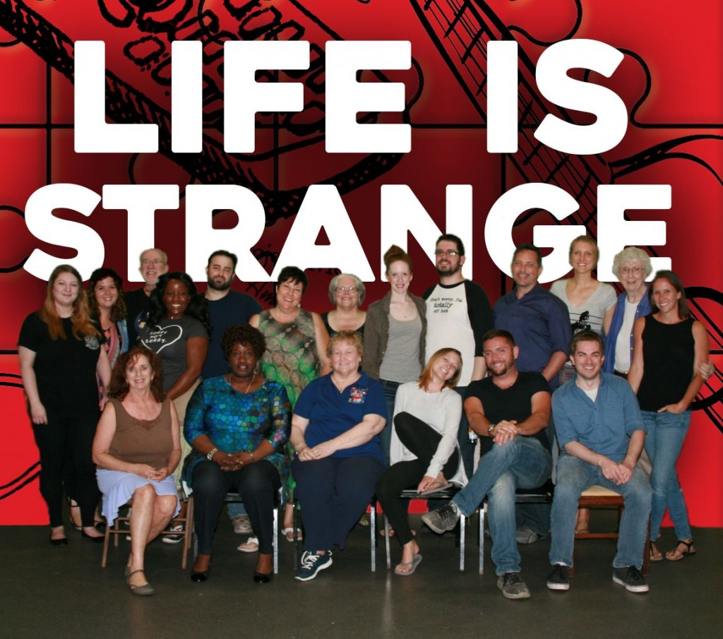 Life Is Strange cast