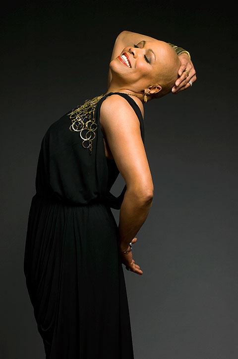 Dee Dee Bridgewater, Photo by Mark Higashino