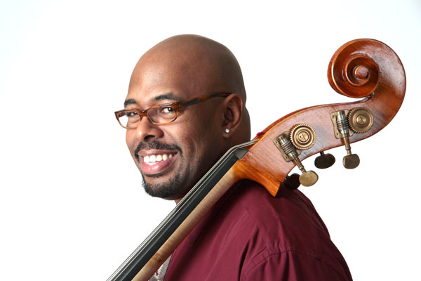 Christian McBride, Photo by R. Andrew Lepley