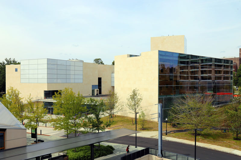 Lewis Arts Complex photo by JaclynSweet
