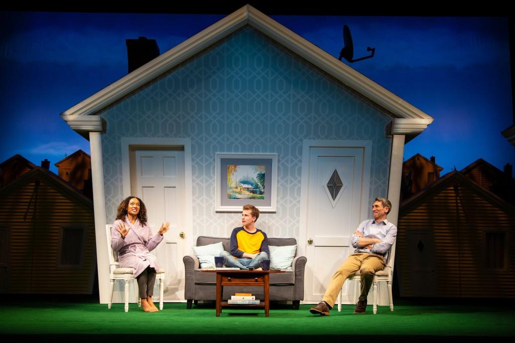 Rachel Nicks, Nicholas Podany and Robert Sella. Photo by T. Charles Erickson