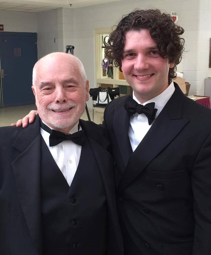 Philip Travaline and Matthew Oberstein