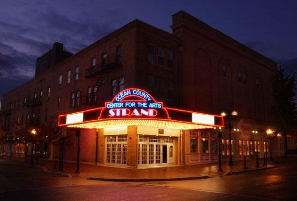 The Strand Theatre in Lakewood