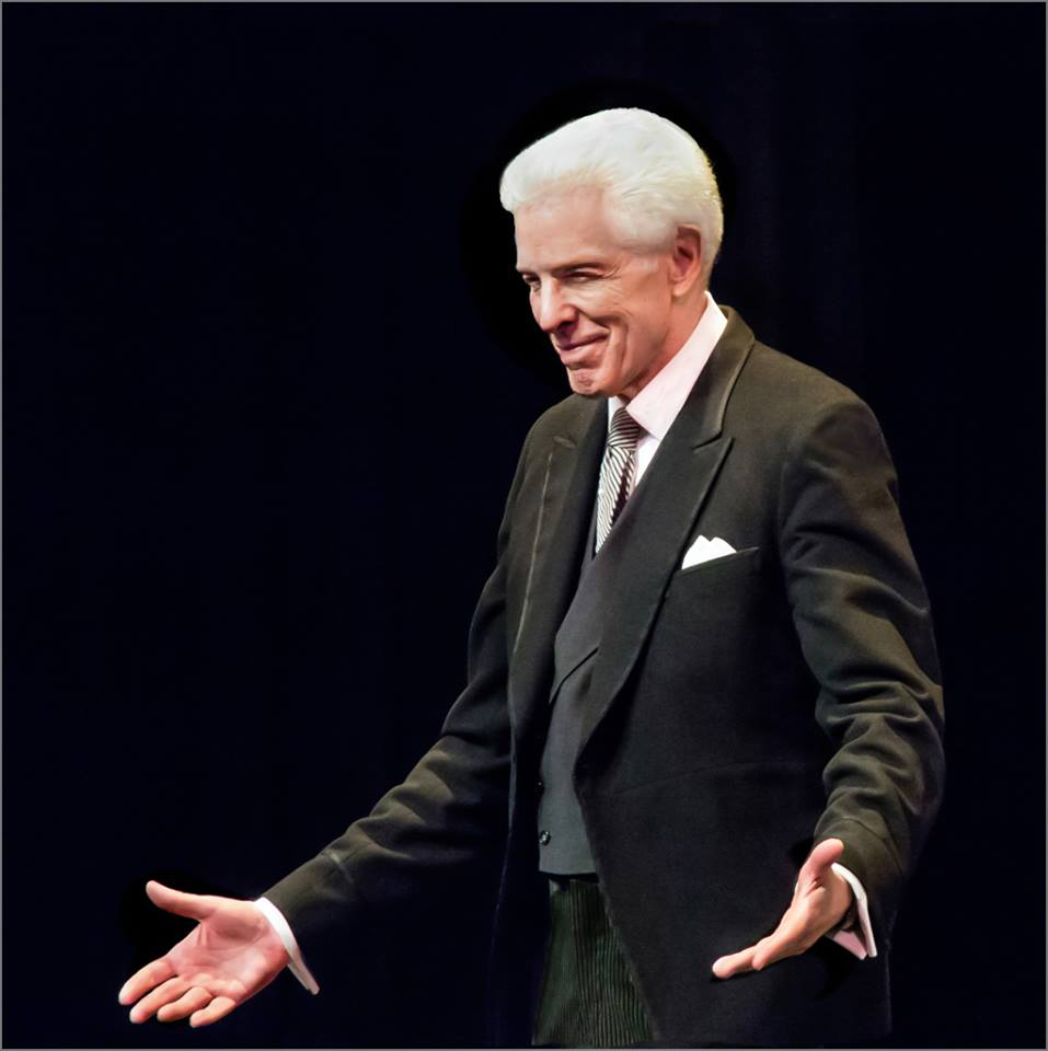 Anthony Morss, emeritus principal conductor/music director