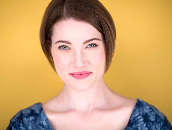 Caitlin Geisser, director of 'The Spitfire Grill' at the Eagle Theatre in Hammonton