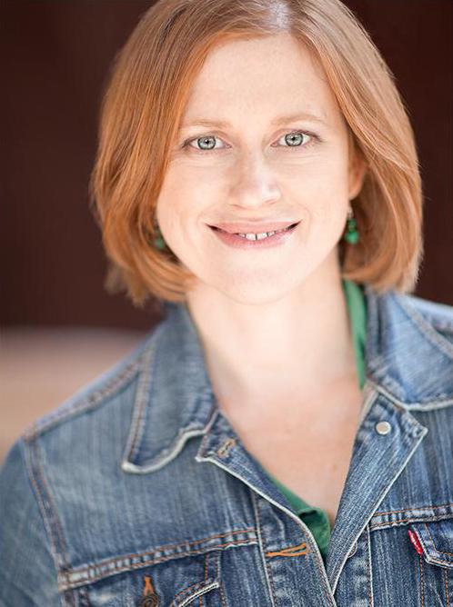 Jennifer Fawcett, writer of 'Apples in Winter'