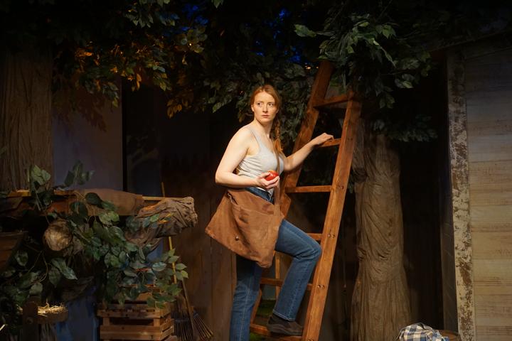 Kersti Bryan in 'Apple Season' at NJRep