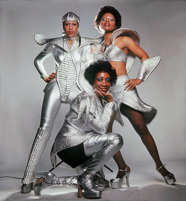 LaBelle dominated the charts in the 1970s. Photo by John Bryson Rex Shutterstock