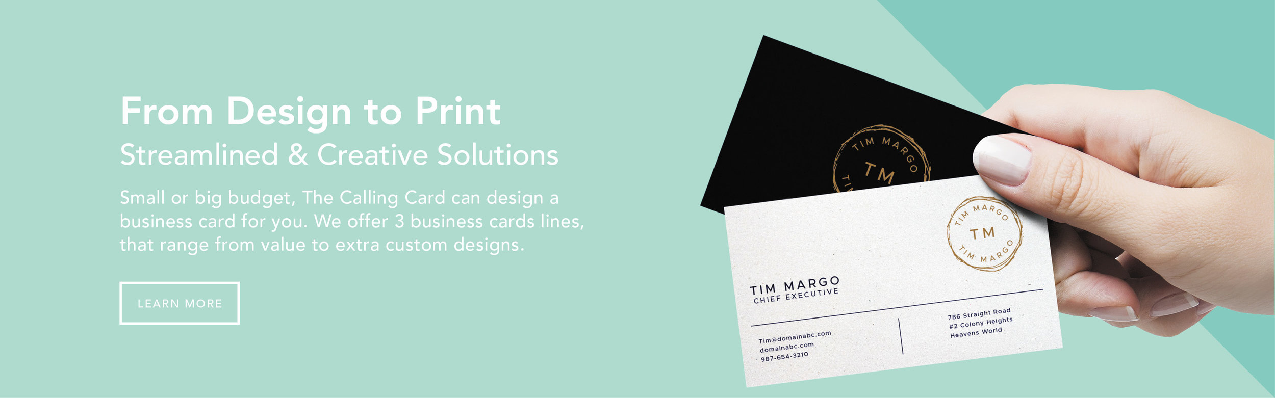 From Design to Print