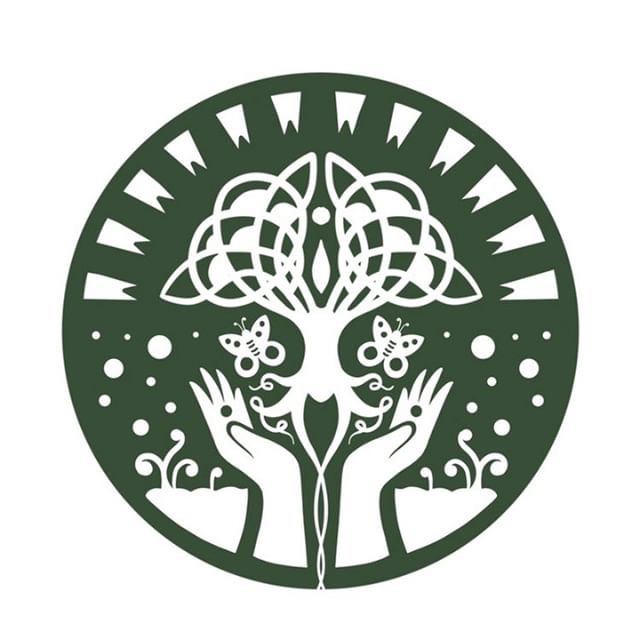 GRAPHIC hands life a tree of life, symbolizing a celebration of life ceremony for a pet