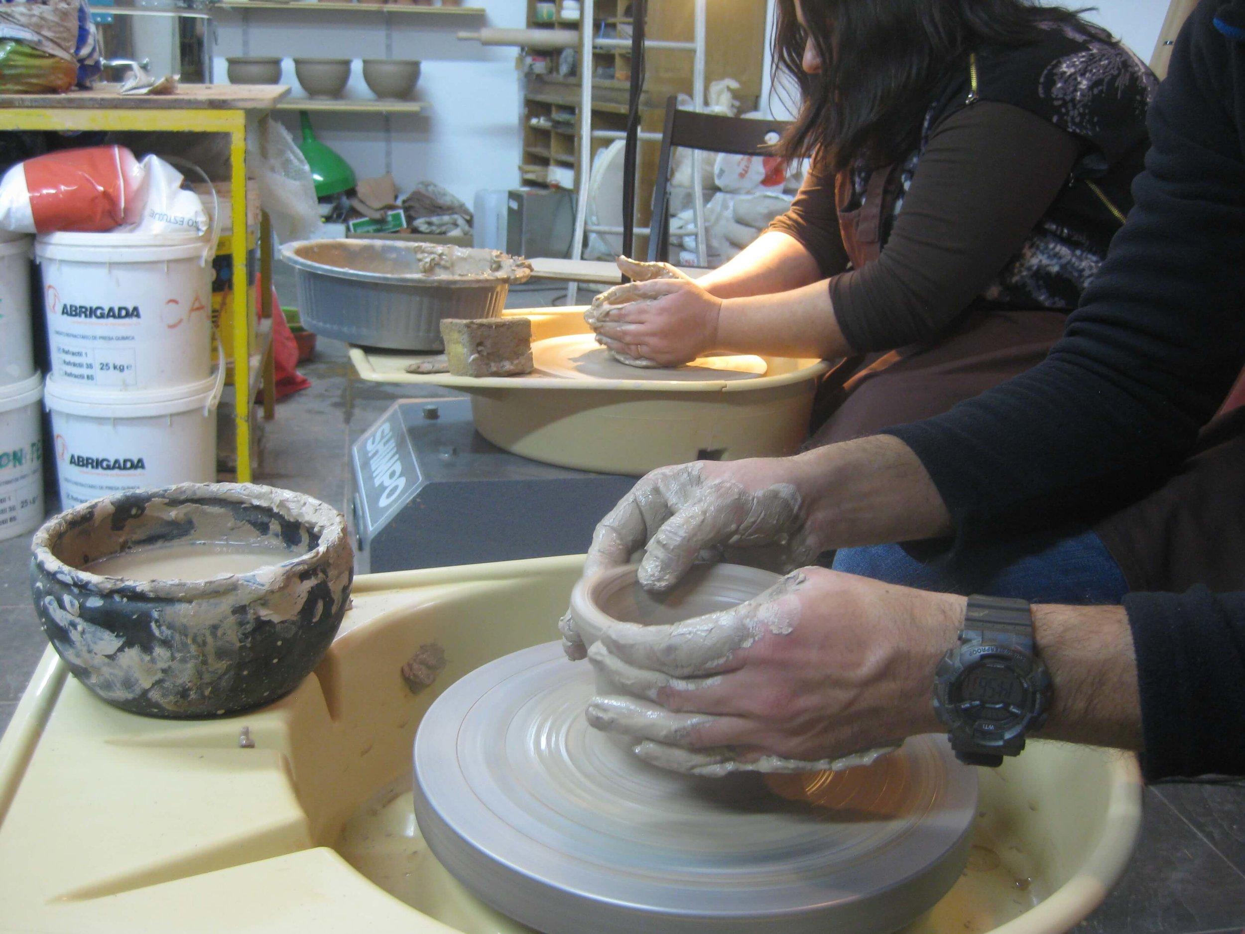 Oficina de Cerâmica para Filhos e Pais2.JPG