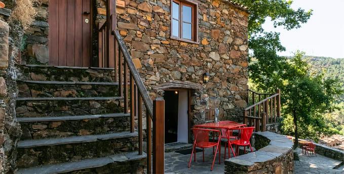Casa de Xisto - Casa da Escada