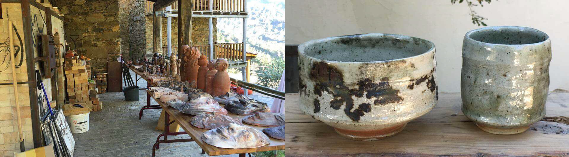 Japanese Ceramics with Masakazu Kusakabe course