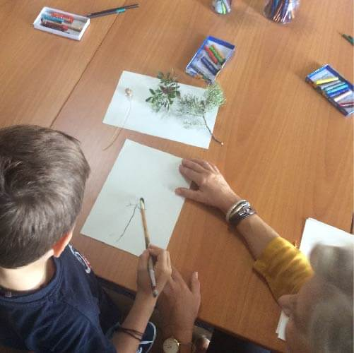 cerdeira-workshop-drawing-for-families