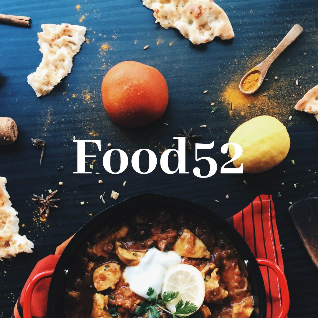 Food52.com - This site has everything a foodie could ask for. Not only is it full of years and years worth of fantastic recipes, but there is an online community you can join to connect with fellow kitchen aficionados or fellow beginners. There is something for everyone.
