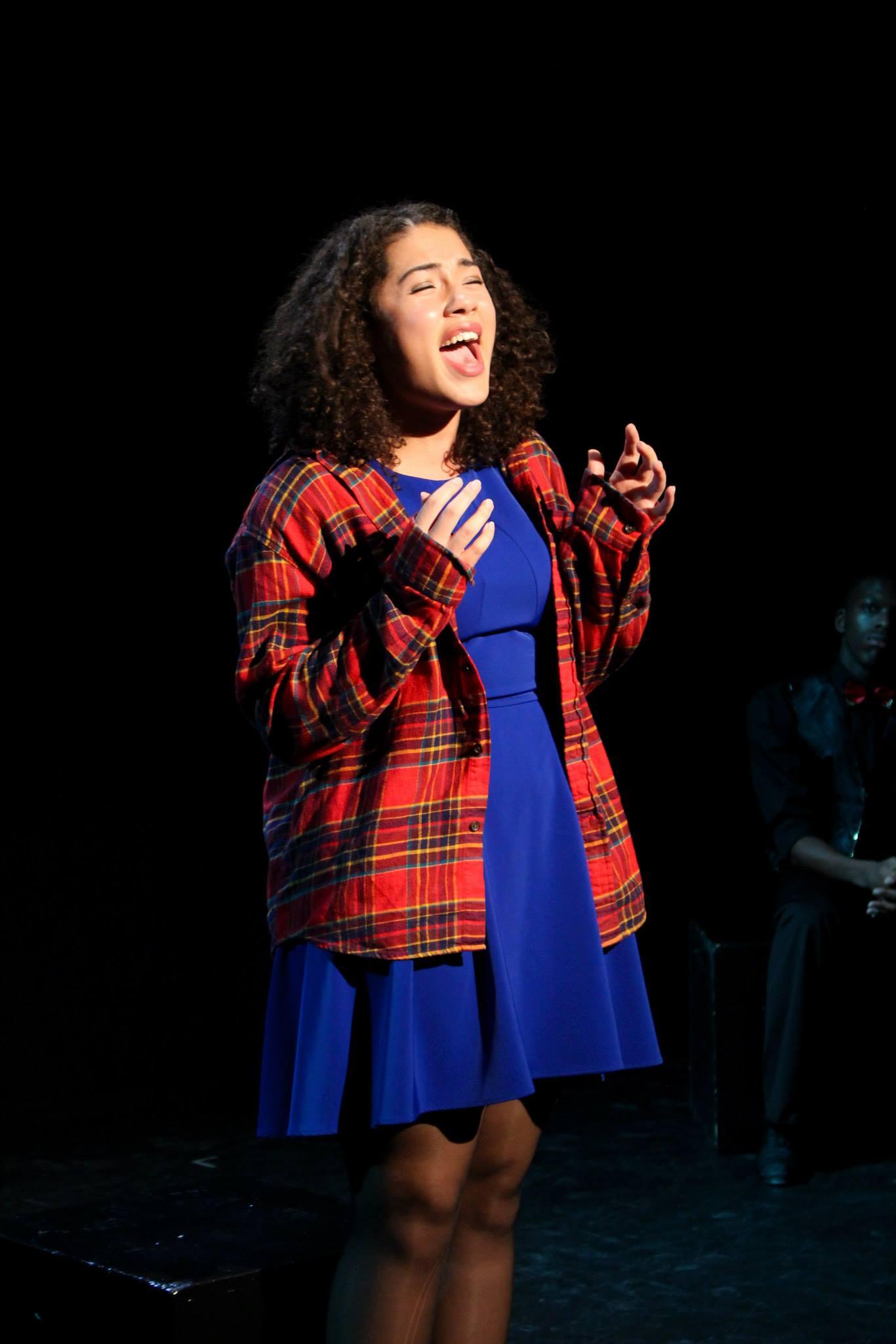 Soloist in Freshman Showcase - CCPA