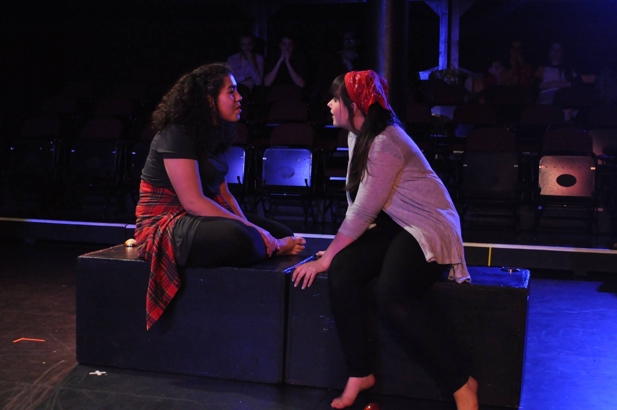 Devised Piece ensemble member in New Works Festival - CCPA