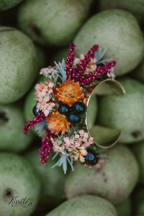 Flora's Muse, Florist. Slow Flowers Maine Meetup, 2018