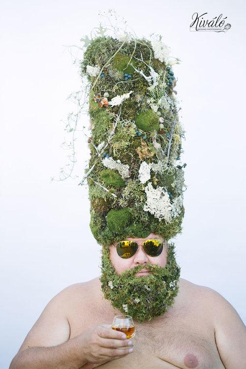 Flora's Muse, Florist. Electric Flora, Stem & Vine and Kivlo Photography - creative team