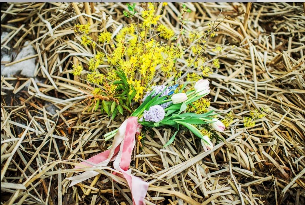 Wedding Flower Bouquet, Flora's Muse