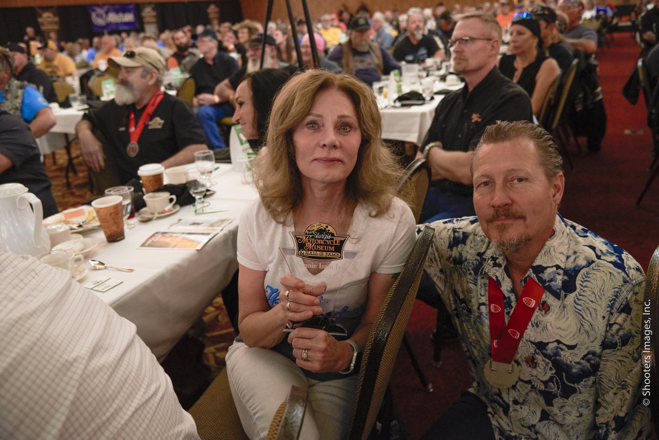 Mary Ann Isam & Jeff Decker