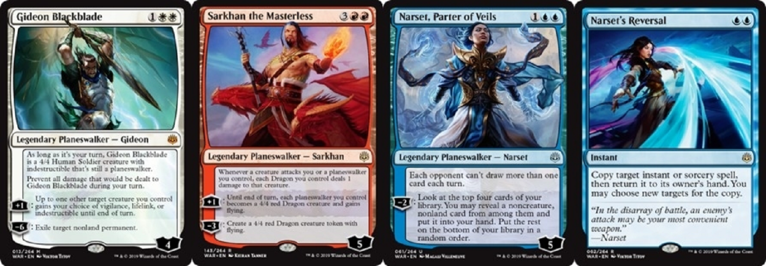 War of the Spark Spoilers: Week Three — The Mana House