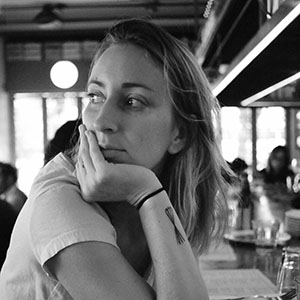 Sarah Lewis, Associate Producer   Based in Portland and Mexico City, Sarah Lewis is never actually in either of those places. She is one half of Index, a library of contemporary photographers and filmmakers, and is most often found in the mountains or the ocean.