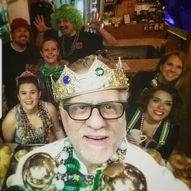 15 more days  until Fat Tuesday!!! Make your reservations now for Mardi Gras weekend and Fat Tuesday.  There will be music played on all these nights!!!! Call 312-263-6443 to reserve a table. Ask for Alexis👈 ⚜ M A R D I ⚜ G R A S ⚜