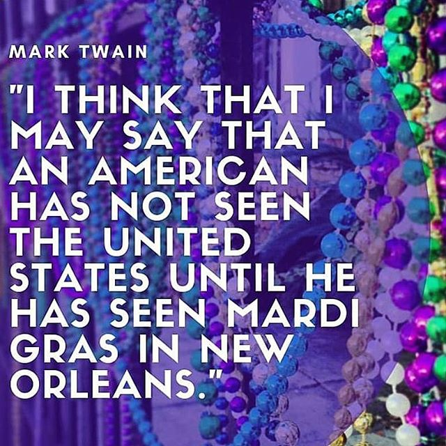 Well this says it all in a nutshell!!! So if you can't go to New Orleans for Mardi Gras come to Heaven on Seven and party now and sleep later!!! Call for reservations at 312-263-6444 and ask for Alexis. Music starting at 6pm until 10pm on Friday March 1st and Saturday March 2nd and Fat Tuesday March 5th. ⚜ 🎶 🍤 🥂 🍻 👑 ⚜