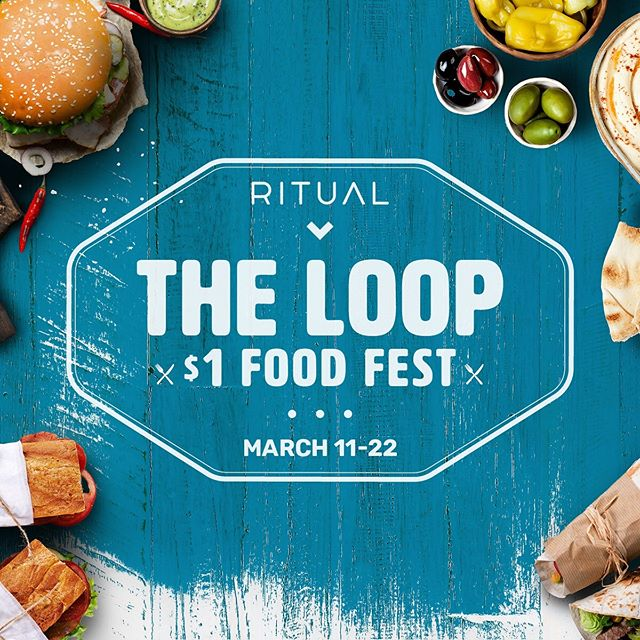 We're so excited to offer our Gumbo to our customers for ONLY $1 this week as part of the Loop $1 Food Festival! Download the Ritual app today in preparation for dollar eats this week! Direct link in bio! ⚜️🍴⚜️🍴⚜️🍴⚜️🍴⚜️🍴 #MyRitual #DollarFest #chicagoeats #chicagofoodscene #chicagofoodie #chicagofoodanddrink #chicagofoodauthority #chicagobucketlist #fabfoodchicago #chicagofood #chicagofoodmag #312food #eaterchicago #thrillistchicago