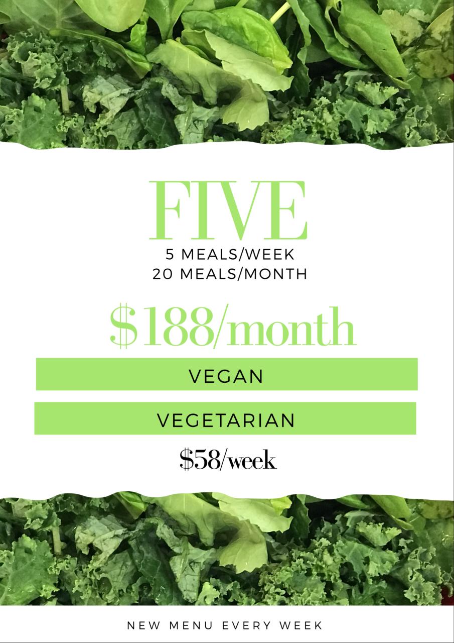 5 RealMeals meal prep plan