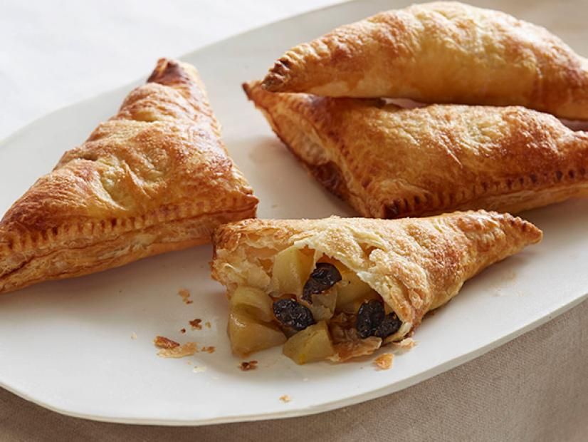 Pictured Recipe:   Apple Turnovers