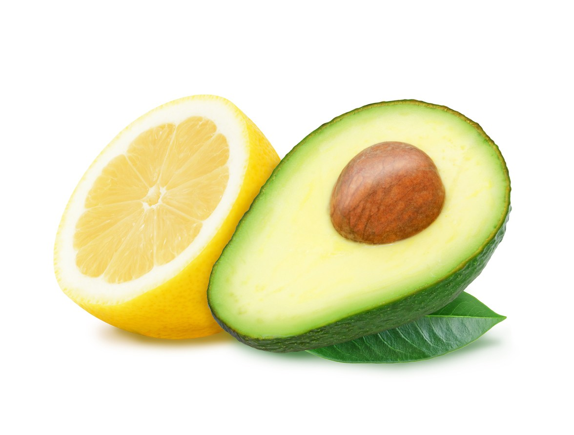 1. Give it a squirt - Squirt your avocado with lemon or lime juice. The citric acid in the juice retards the browning process by lowering the pH. Keep the pit in place, wrap tightly with plastic wrap and store in an air tight container.