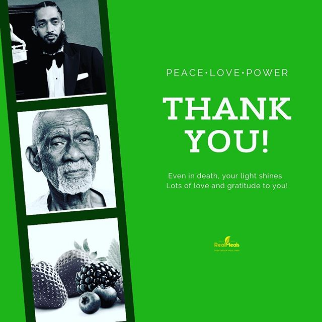 So proud of all the work you put in.💚 . You've made such an impact that even in death, your light on peace, love and power shines bright! ✨♾ . #nipseyhussle #drsebi #healthiswealth