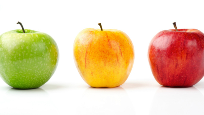 5 Reasons to Eat Apples