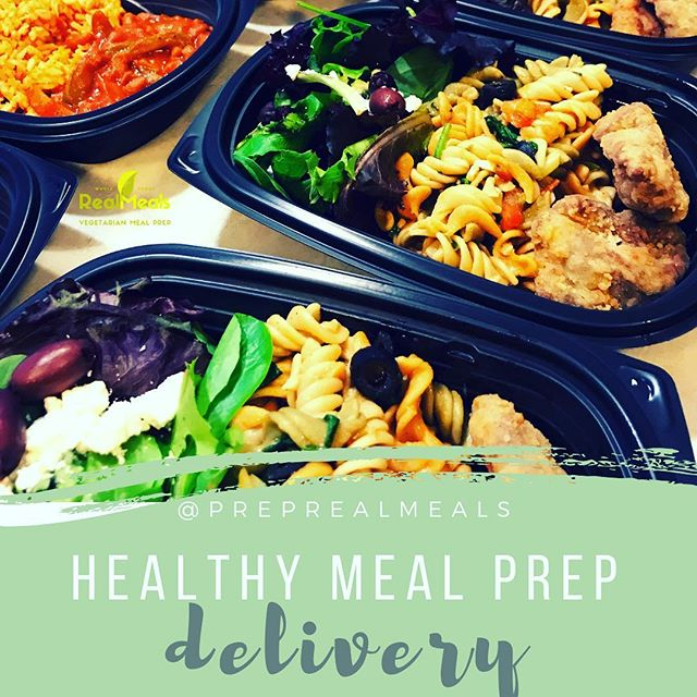 Remember to order your RealMeals today. ————— Just a friendly reminder. All delivery/pickup orders for Friday are due 🚨 ————— 🌱 prepREALMEALS.com
