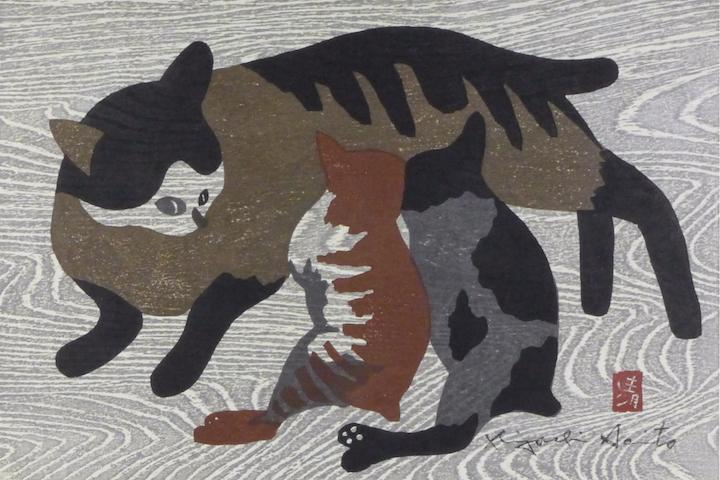Sosaku-hanga & Contemporary