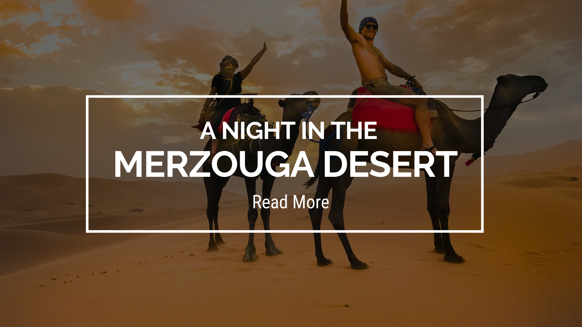 A Night in the Merzouga