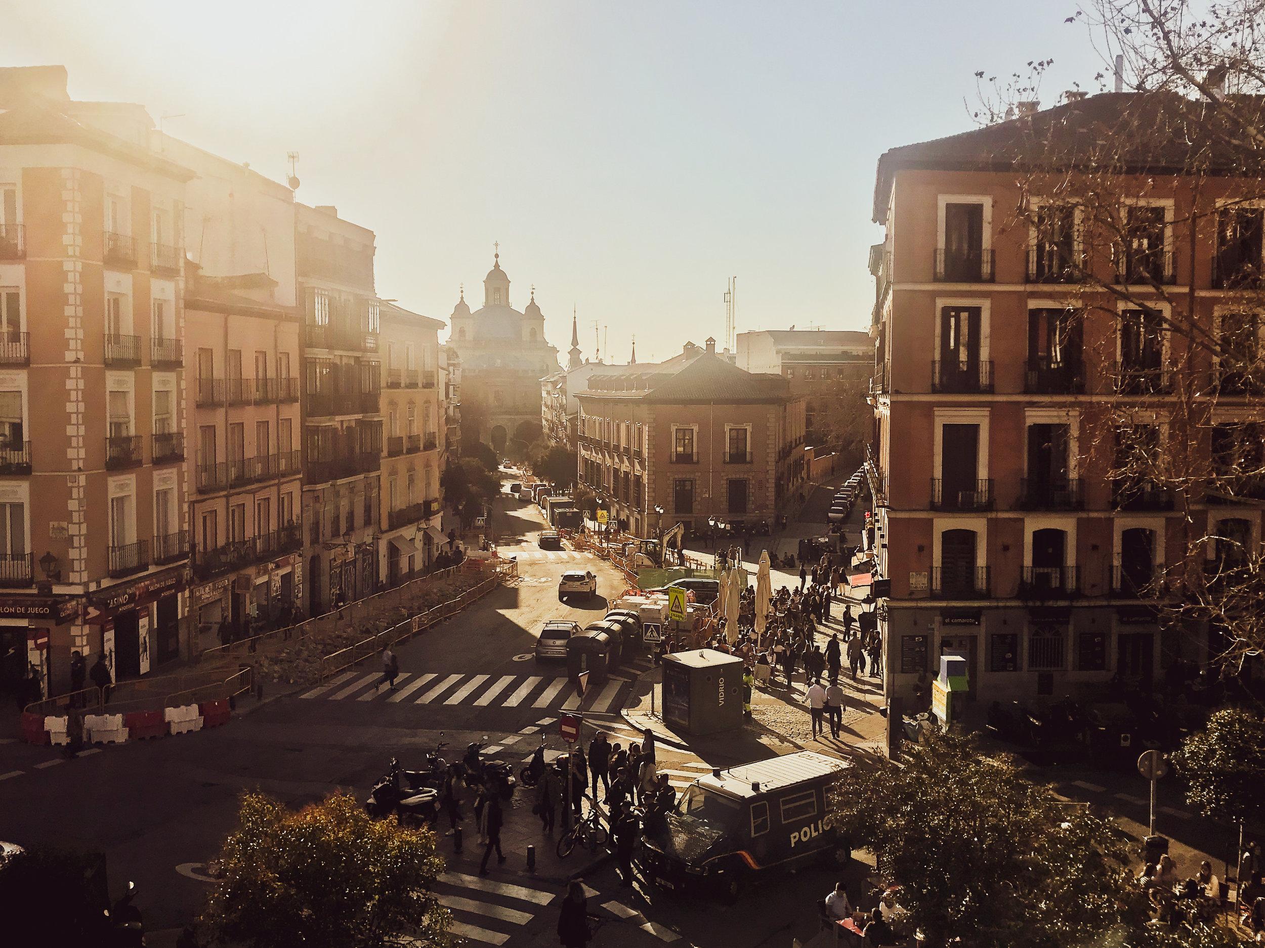 Europe Travel El Camino