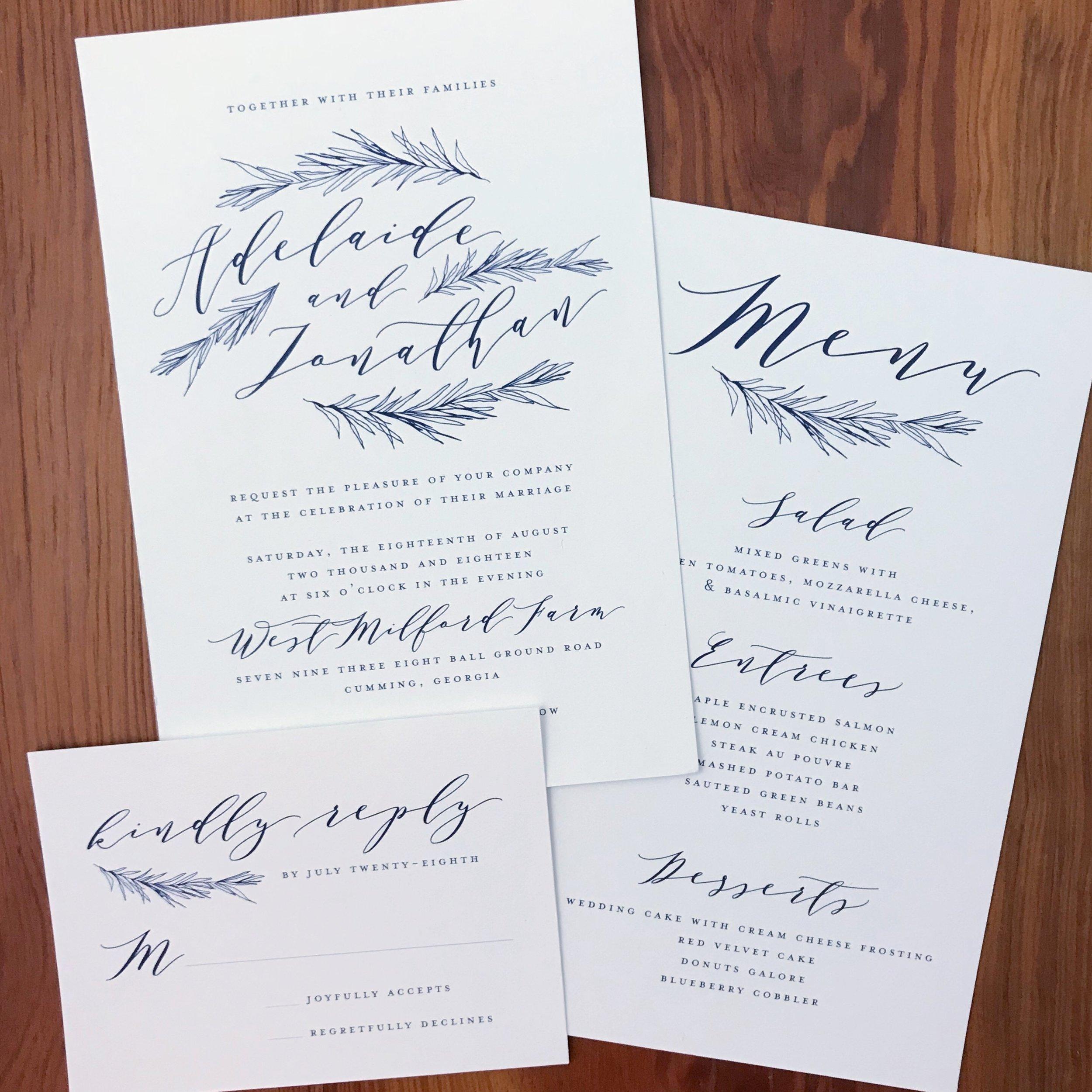custom_wedding_menu_and_invitation_suite.JPG